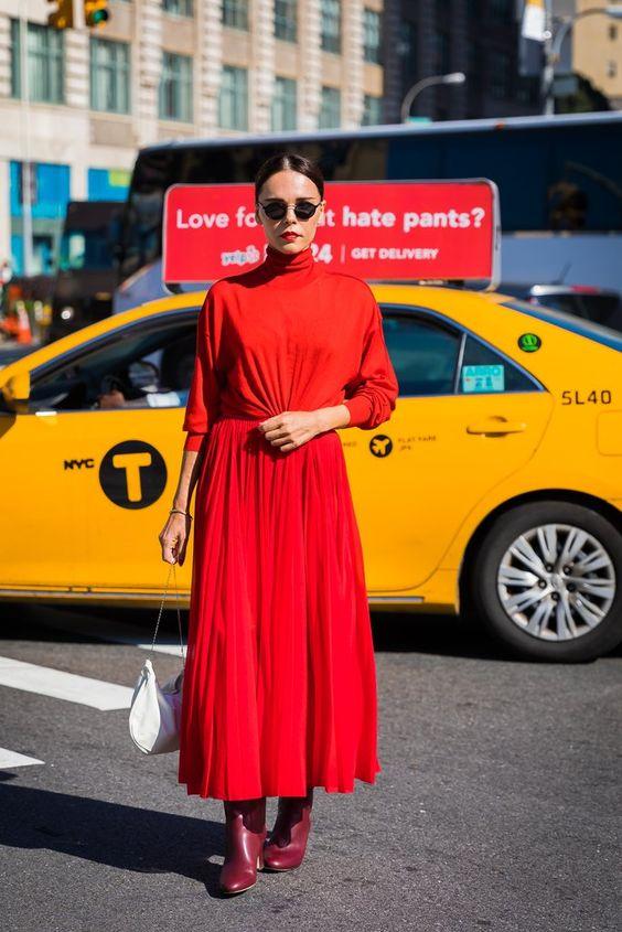 Day 7 | Street Style New York Fashion Week Spring 2018 | POPSUGAR Fashion Photo 22