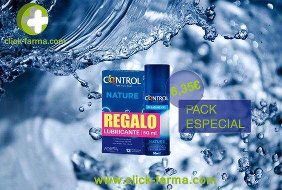 CONTROL NATURE 12u. + LUBRICANTE permite una perfecta adaptabilidad, haciendo las relaciones sexuales más satisfactorias http://goo.gl/Cai0Ev #promocion #preservativos #oferta #salud
