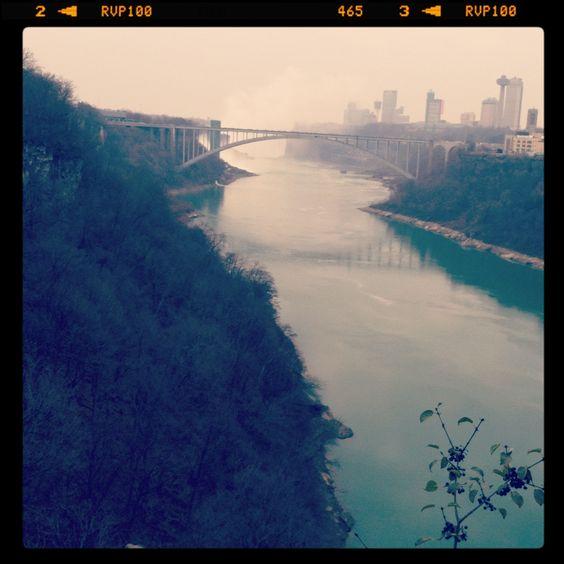 Niagara Falls :)