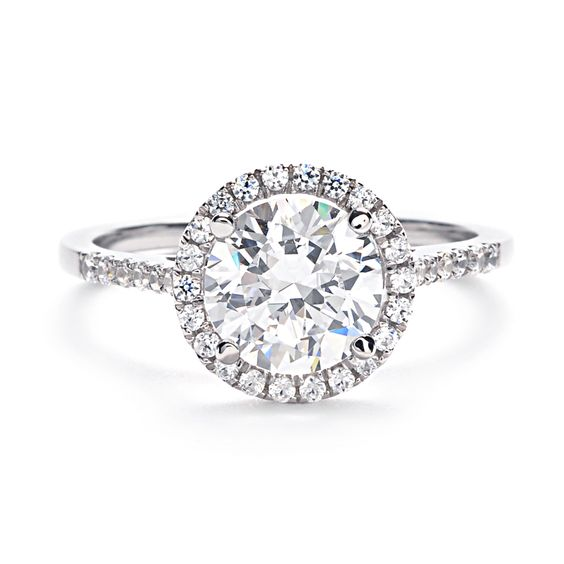 Brilliant Earth Waverly Diamond Ring