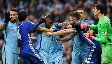 Pep Guardiola Xin Lỗi Sau Màn Xô Xát Của Những Cầu Thủ Trong Trận Thua Thảm Chelsea: