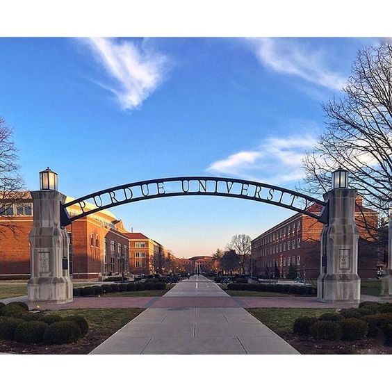 Purdue University, 3.31.16▪Jack's trip, college prep freshman year.