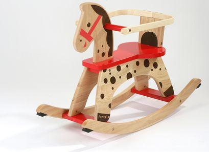 Caballitos de madera - Imagui