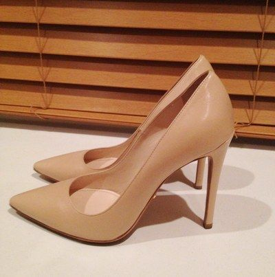 PRADA HEELS - perfect nude heels | Oh My SHOES!!!! | Pinterest