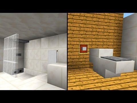 150 5 Tipps Um Dein Minecraft Haus Zu Verbessern Badezimmer Youtube Minecraft Inneneinrichtung Minecraft Haus Minecraft