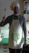 Näh Dir deine eigene Kochschürze! So macht das kochen noch mehr Spaß.