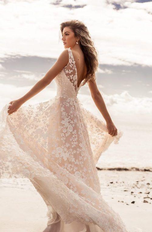 Quelle robe de mariée champêtre pour un mariage