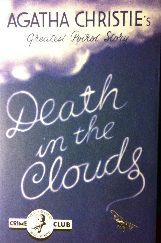 book critique connected with agatha christie loss of life with your clouds