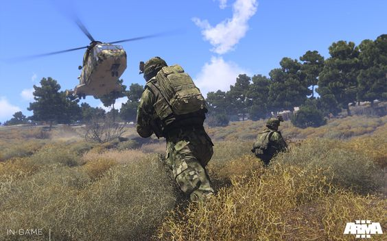 Arma III's expansion Is Called Tanoa Terrain - http://wp.me/p67gP6-1xj