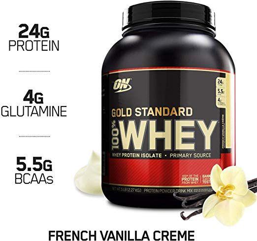 Amazon Com Optimum Nutrition Gold Standard 100 Whey Protein Powder Double Rich C Optimum Nutrition Gold Standard Whey Protein Optimum Nutrition Whey Protein