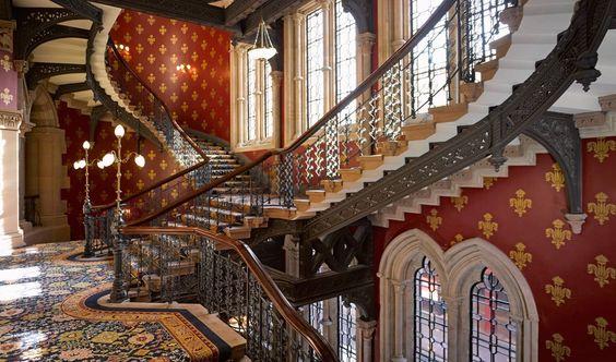 Hotel interior: