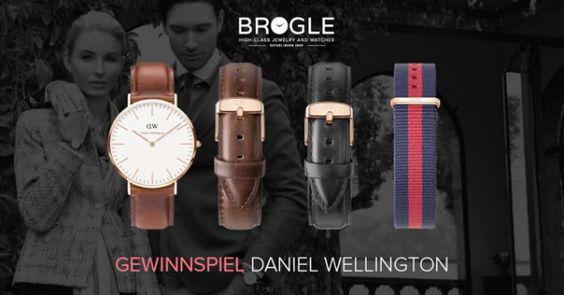 [WIN] Lust auf eine Daniel Wellington Uhr