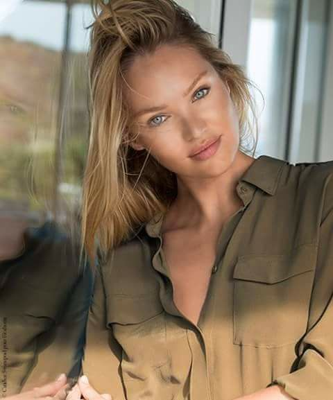 كبرياء انثى متمردة شخصيات Candice Swanepoel Girl Falling Victoria Secret Angels