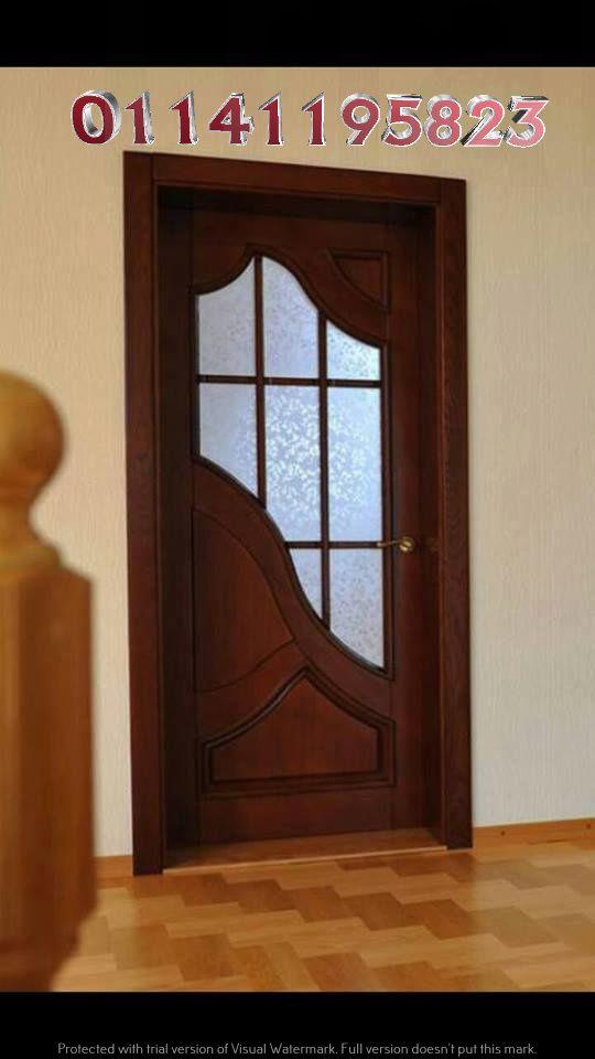 اشكال ابواب خشب داخلية Decor Home Decor Home