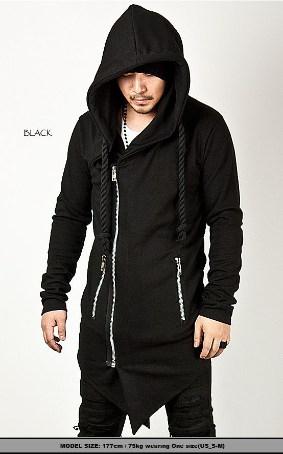 Collection Long Hoodies Mens Pictures - Reikian