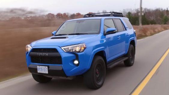 2020 Toyota 4runner Trd Pro Voodoo Blue Review Features Release Date Toyota 4runner Trd 4runner Trd Pro Toyota 4runner