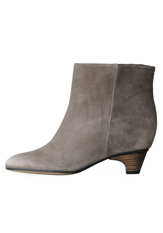 Kitten Heel Ankle Boot by Maison Martin Margiela Line 22 ...