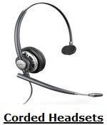 Plantronics H-Series telephone headsets at The Headset Shop include quick disconnects for use with M22 Vista - http://theheadsetshop.com/corded-office-headsets-plantronics-hseries-c-1_2.html.  Select from a full line of options including over the head, ear and even behind the neck wearing designs.