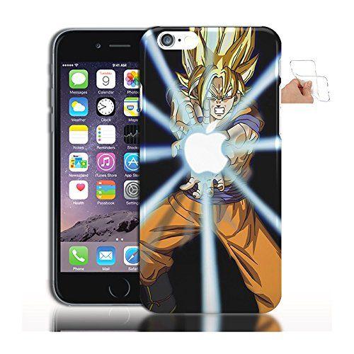 coque iphone 7 dbz silicone