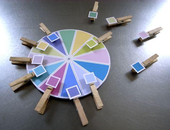 El hada de papel: montessori