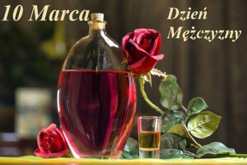 Kartka Najpiekniejsze Zyczenia W Dniu Mezczyzny E Kartki Net Pl Alcoholic Drinks Red Wine Alcohol