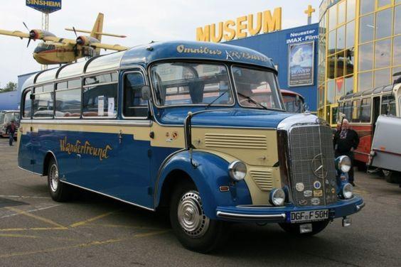 1948  Mercedes OP 3750 Bj