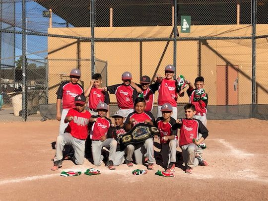 Youth Team Has Championship Belt Stolen While Getting Ice Cream Team Fundraiser Youth Baseball Teams