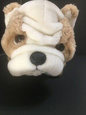 Ebay Ad Link Vtg 1990 Ty Plush Winston Bulldog Stuffed Animal 10