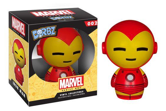 DORBZ: Marvel - Iron Man