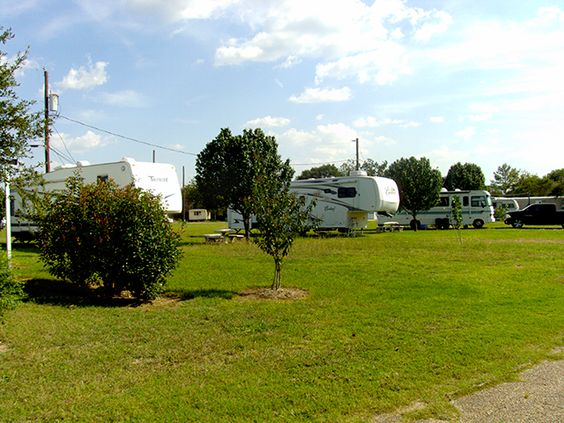 Lees RV Park Groesbeck TX Passport America Campgrounds