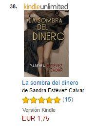 Escritora de novela: Entre las más vendidas en AMAZON