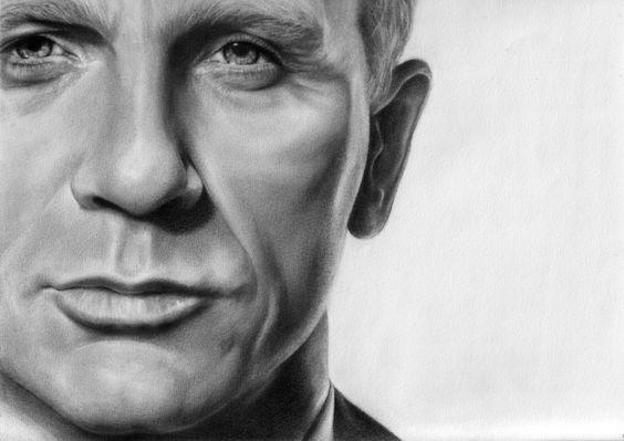 portrait crayon réaliste - Recherche Google