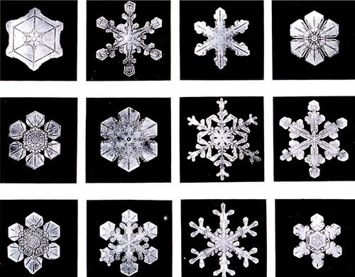 Story of the snowflake