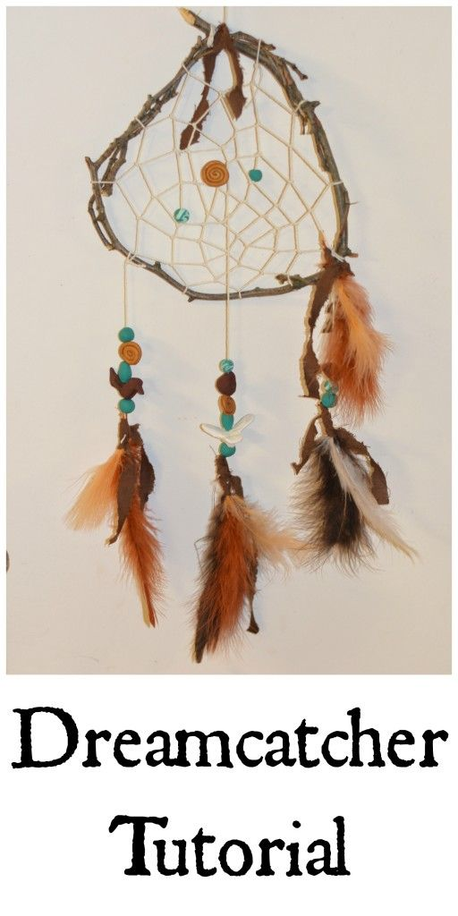 How to Make a Dream catcher {Tutorial} - Only Passionate Curiosity: