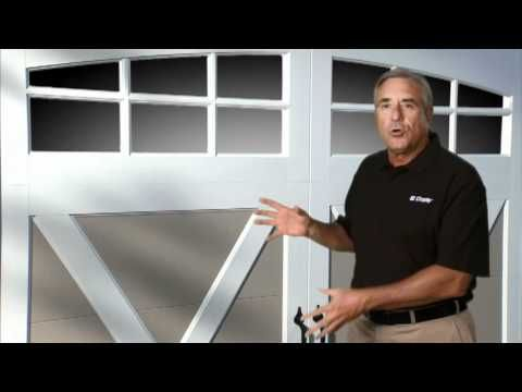 Clopay Garage Doors Coachman Collection Youtube Garage Doors Garage Door Design Garage Remodel