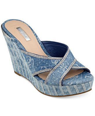 21 Wedges Mule Sandals You Should Already Own shoes womenshoes footwear shoestrends