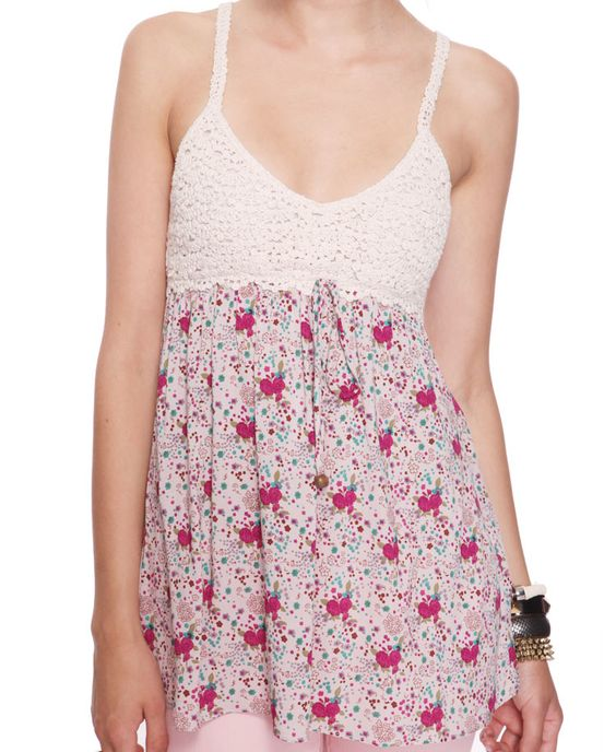 Spring Afternoon Tank  Was:$19.80  Now:$13.86