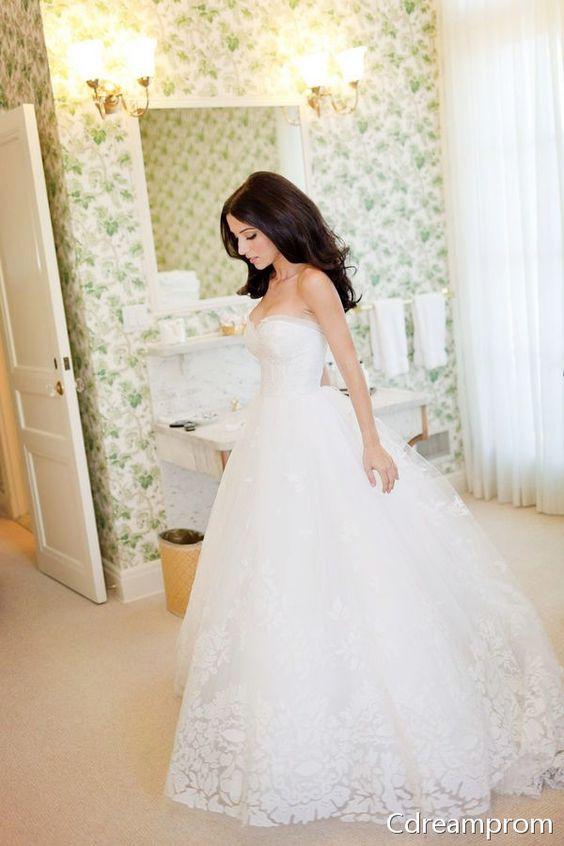 princess wedding dress #princess #wedding