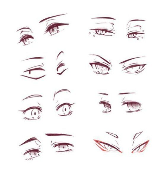 Pin By Verda On A Cizim In 2020 Anime Eye Drawing Eye Drawing Drawing Expressions