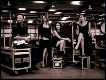 The Corrs Confirmed For Nocturne 2016