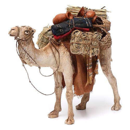 Camello Cargado De Pie 13 Cm Belen Angela Tripi 1 Belenes Figuras De Belen Belenes De Navidad