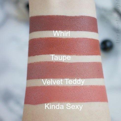 44 Gorgeous Mac Lipsticks + Swatches