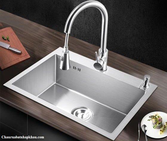 Những ưu điểm của chậu rửa bát AMTS
