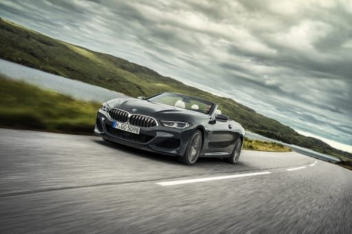 Bmw Blows Lid Off 8 Series Coupe With New Convertible Bmw
