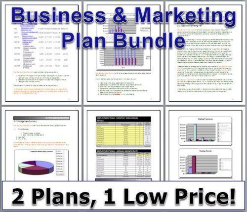 Business plan online shop