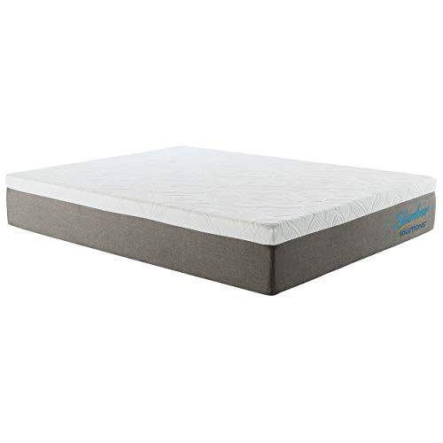 Slumber Solutions Signature 12 Inch Nrgel Memory Foam Mattress