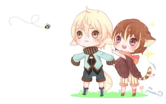 .:C:. Niaro by Moochirin.deviantart.com on @deviantART