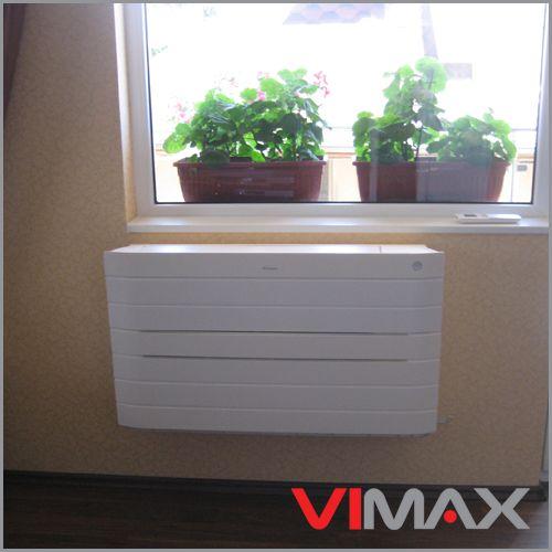 Outdoor unit installed ot the floor vimax clima air conditioners outdoor unit installed ot the floor vimax clima air conditioners installation pinterest tyukafo