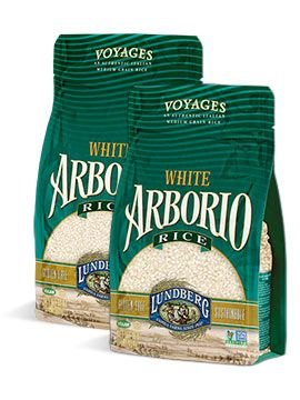 Arborio Rice and Lundberg Family Farms