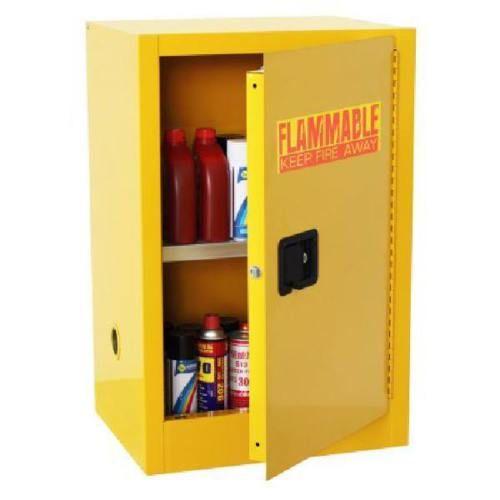 Flammable Storage Metal Safety Cabinet Shelf Heat Proof Fireproof 500lb Capacity Storage Storage Cabinet Office Storage Cabinets